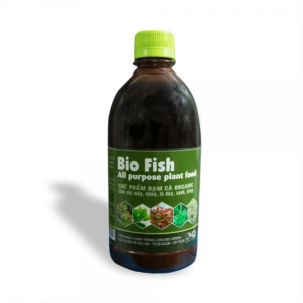 hân bón hữu cơ dịch đạm cá Bio Fish